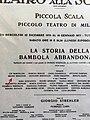 Strehler-Carpi Storia della bambola abbandonata (particolare) 02.jpg