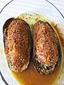 Stuffed eggplants (France).jpg