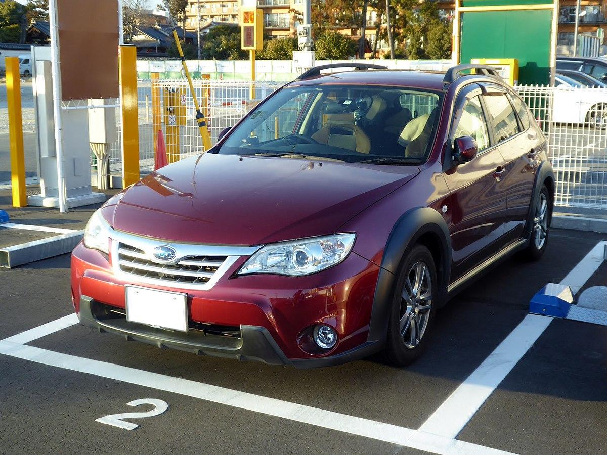 Subaru IMPREZA XV 1.5i (DBA-GH2) front.jpg