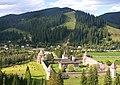 Sucevița Monastery , Romania.jpg