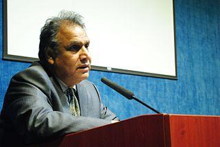 Sukhadeo Thorat Indian economist