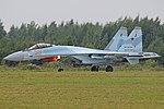 Sukhoi Su-35S 'RF-81746 - 58 red' (37291606306).jpg