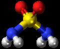 Sulfamide molecule ball.png
