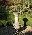Sundial in the sub-tropical garden, Tregenna Estate - geograph.org.uk - 1551927.jpg