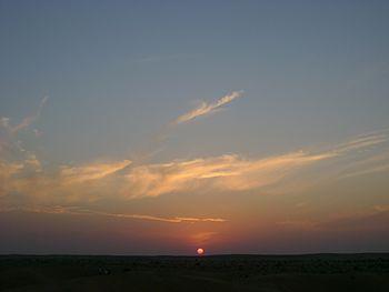 Sunset in desert of jaisalmer.jpg