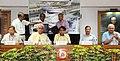 Suresh Prabhakar Prabhu witnessing the signing of the Development Agreement for the redevelopment of Habibganj Station in Bhopal (1).jpg