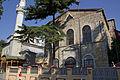 Surp Krikor Lusaveriç Church and Kuzguncuk Mosque in Kuzguncuk, Üsküdar.JPG