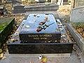 Susan Sontag, Paris, cimetière Montparnasse.jpg