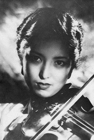 Nejiko Suwa - Nejiko Suwa in 1945