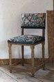 Svarvad stol med flamskväv, 1660 cirka - Skoklosters slott - 103964.tif