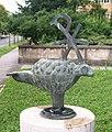 Svjetiljka s kristogramom Mirogojska.jpg