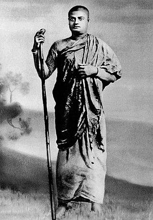 Swami Vivekananda's travels in India (1888–1893) - Image: Swami Vivekananda 1891 Jaipur