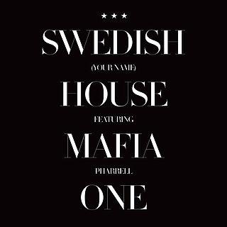 2010 single by Swedish House Mafia