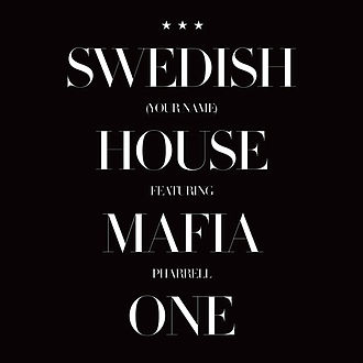 Swedish House Mafia featuring Pharrell — One (studio acapella)