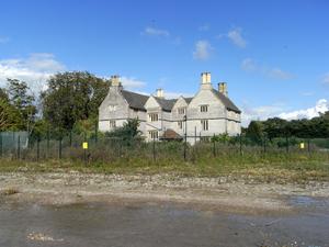 Manor of Sydenham - Sydenham House, west front, in 2015