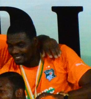 Sylvain Gbohouo Ivorian footballer