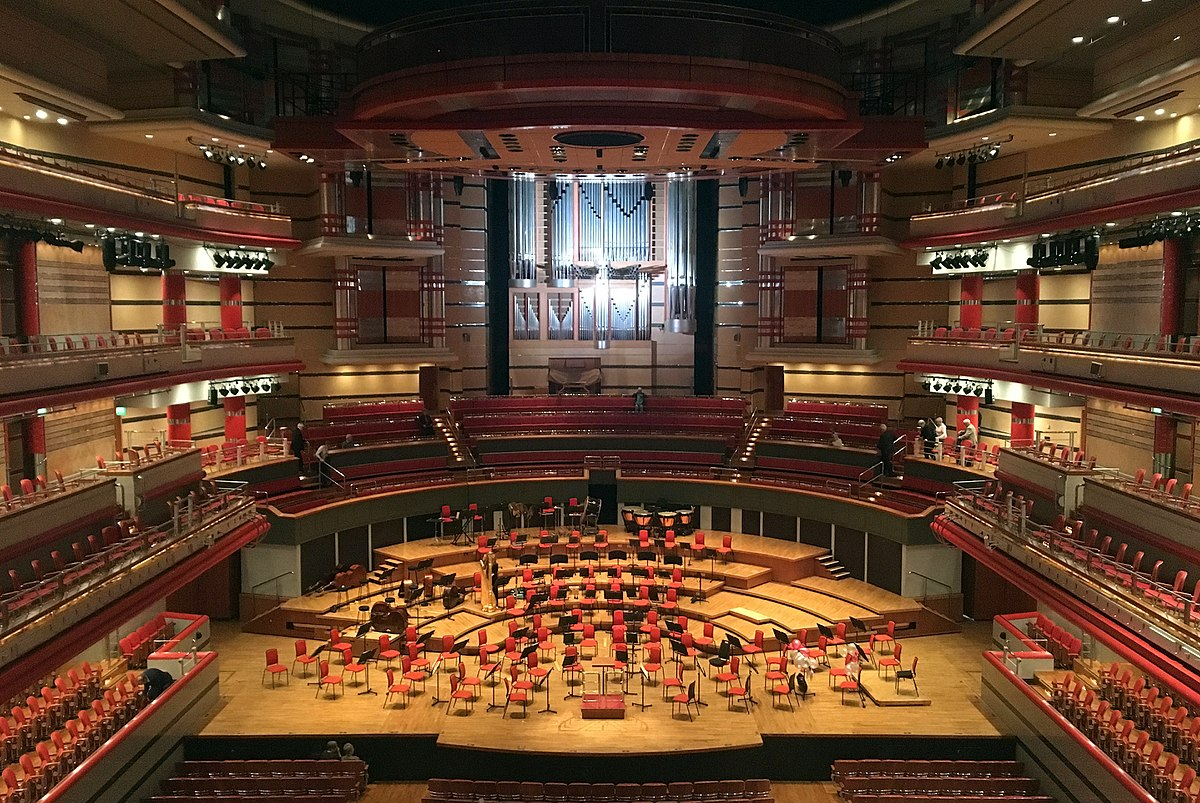 Symphony Hall Birmingham Wikipedia