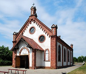 Sztutowo - Church
