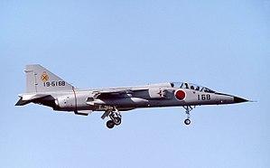 6th Tactical Fighter Squadron (JASDF) - Mitsubishi T-2 (1994)