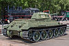 T-34 Model 1941 in the Great Patriotic War Museum 5-jun-2014 Side.jpg