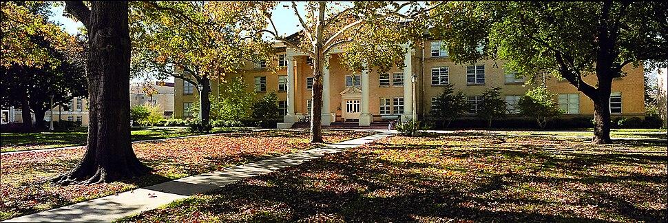 TCU Jarvis Hall
