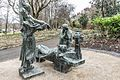 THE VICTIMS BY ANDREW O'CONNOR IN MERRION SQUARE PARK (1874 - 1941)-112774 (25447402784).jpg
