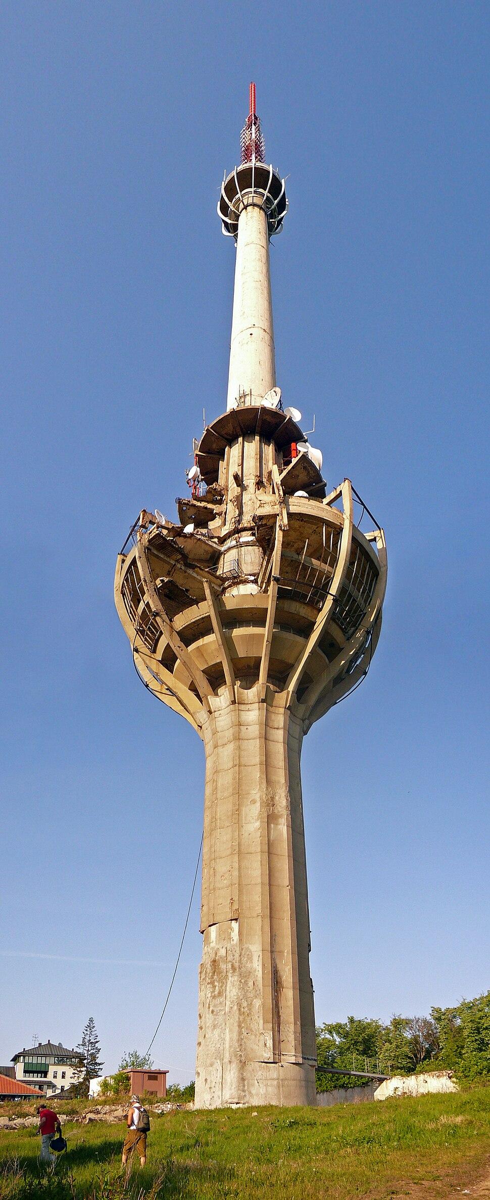 TV Tower on Iriški Venac