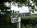 T Junction Signpost - geograph.org.uk - 178704.jpg