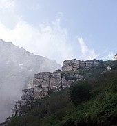 La montagne Taihang.