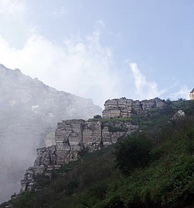 Mountain in the Taihang Mountains