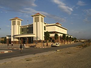 Railway stations in Morocco - Tangier Railway Station