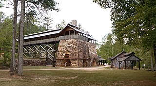 Tannehill Ironworks United States state park and historic place