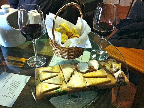 What to eat in Granada?