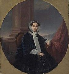 Portrait of Princess Tatiana B. Potemkina (1796-1869)