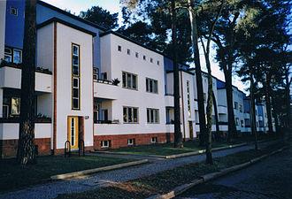 Bruno Taut - Onkel-Toms-Hütte, Wilskistrasse, Berlin