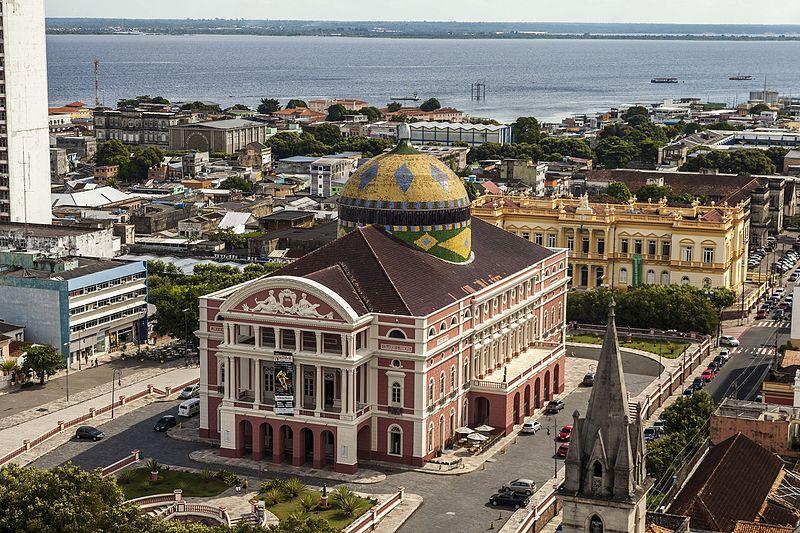 Roteiro em Manaus, Amazonas
