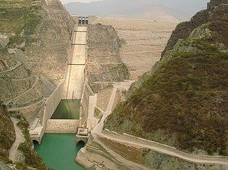 Tehri Dam - Image: Tehri dam india