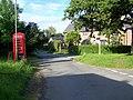 Telephone box, Chisbury - geograph.org.uk - 1469693.jpg