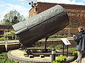 Telescope at The Royal Observatory, Greenwich - DSC05548.JPG