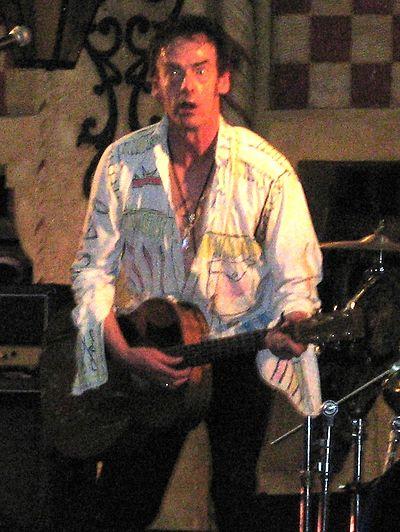 Picture of a band or musician: Tenpole Tudor