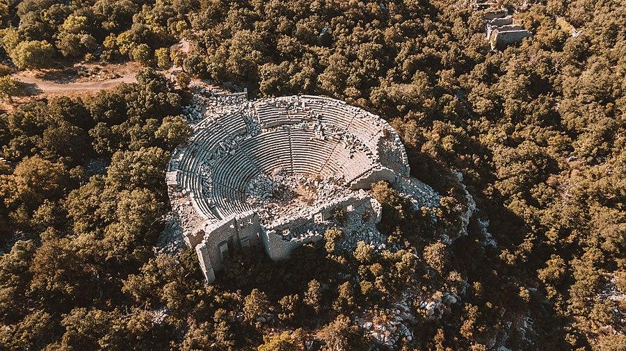 Mount Güllük-Termessos National Park