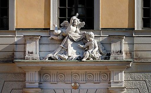 Tessinska palatset Stockholm facade detail DSC 0223w