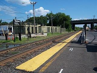 Teterboro station