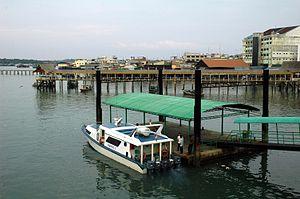Tanjung Pinang - Port of Tanjung  Pinang