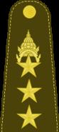 Thai army O5