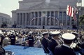 The 1987 dedication of the Navy Memorial on Pennsylvania Avenue in Washington, D.C LCCN2011632660.tif