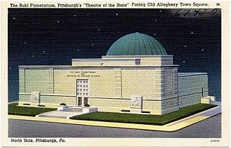 Buhl Planetarium and Institute of Popular Science Building - The Buhl Planetarium.