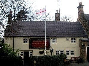 Ashover - The Crispin Inn, Ashover