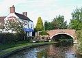 The Cross Keys and Filance Bridge, Penkridge, Staffordshire - geograph.org.uk - 592165.jpg