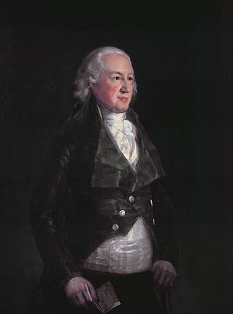 Pedro Téllez-Girón, 9th Duke of Osuna - The Duke of Osuna, by Francisco de Goya